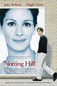 Субтитры к фильму на английском языке Notting Hill