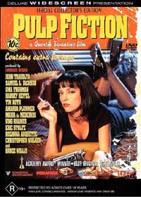Субтитры к фильму на английском языке Pulp Fiction